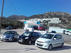 Eye drive office in Hersonissos